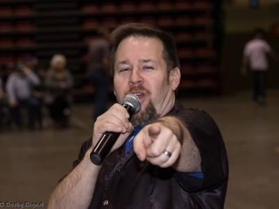 Roller Derby Announcer